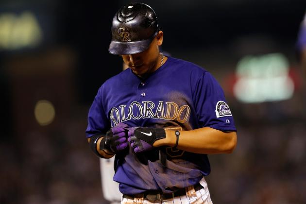 CarGo out of Tuesday's Lineup vs. Dodgers