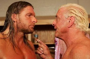 Triple H: Why the COO of the WWE Needs Ric Flair Now More Than Ever