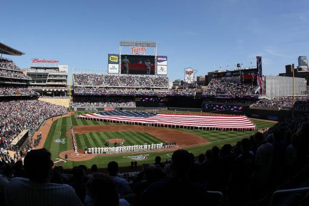 Report: Twins to Host 2014 All-Star Game