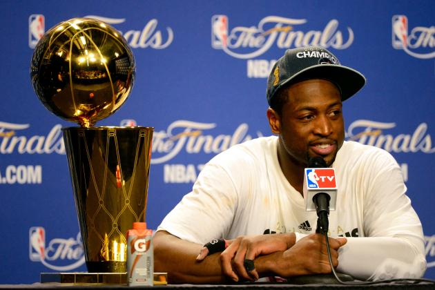Dwyane Wade: Missing 2012 Olympics Will Lead to Monstrous 2012-13 Season