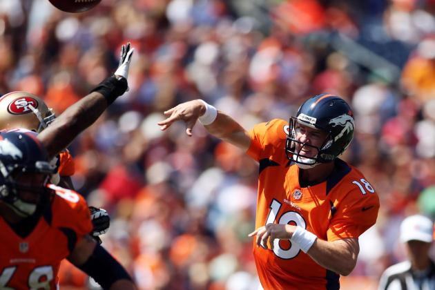 49ers vs. Broncos: Breaking Down Peyton Manning and Denver's 29-24 Loss