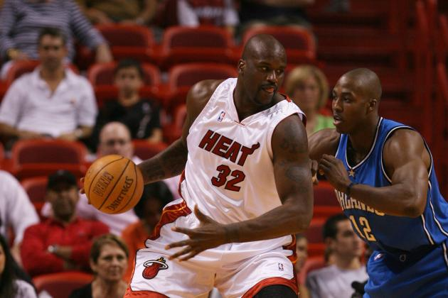 Shaquille O'Neal vs. Dwight Howard: Comparing the Games of Two Lakers Big Men
