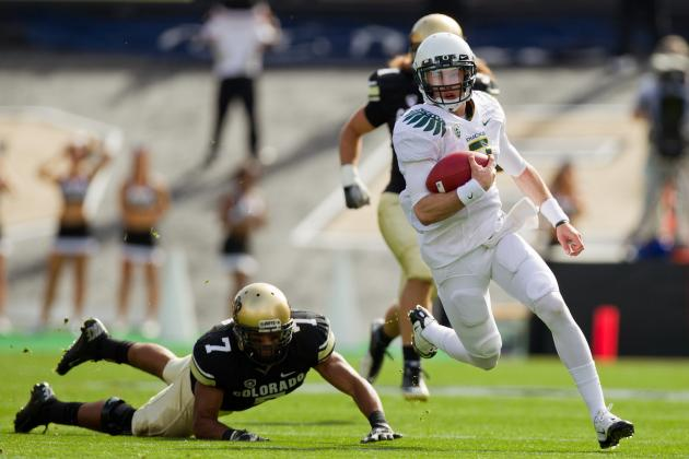 Oregon Ducks: Bryan Bennett Transfer Saga More Proof of Chip Kelly's Greatness