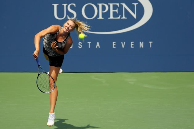 U.S. Open Tennis 2012: Schedule of Day 3 Play
