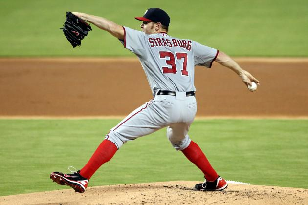 Washington Nationals: Why Is Stephen Strasburg Pitching in a Blowout Game?