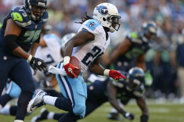 Tennessee Titans RB Chris Johnson: 2012 Fantasy Football Profile