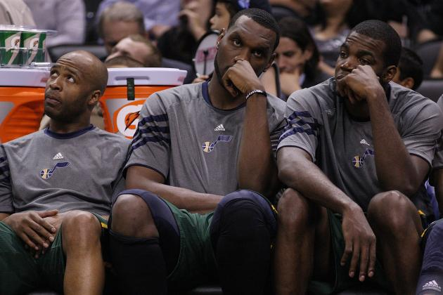 NBA Podcast: Utah Jazz Complete 2012-13 Season Preview