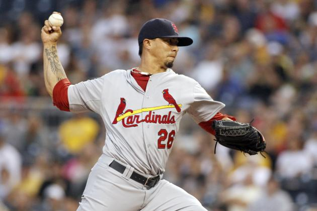3 Reasons Kyle Lohse Is MLB's Most Underappreciated Pitcher in 2012