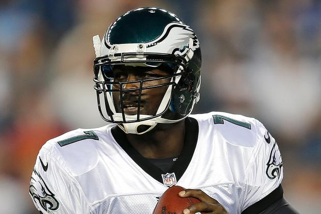 Is This Mike Vick's Last Year as a Philadelphia Eagle?