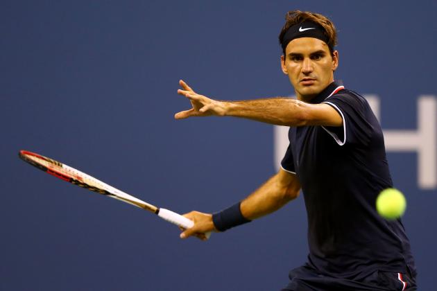 US Open 2012: A Look at Federer, Djokovic and Murray Through 1st Round
