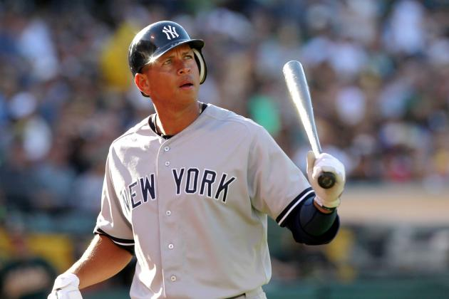 New York Yankees: Are the Bombers Looking to Dump Alex Rodriguez's Contract?