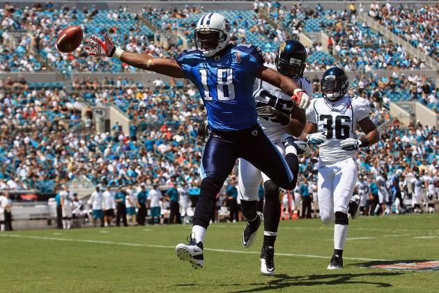 Tennessee Titans Take Kenny Britt Off of PUP List: Fantasy Football Implications