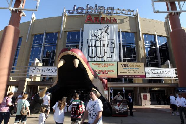 Phoenix Coyotes: NHL, Glendale Extend Arena Management Agreement