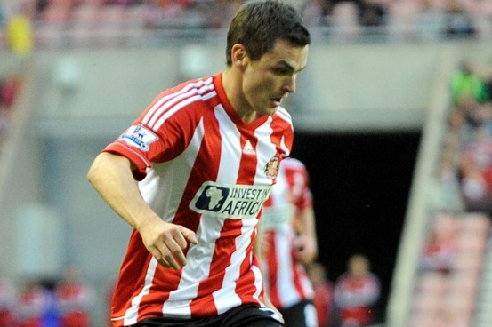 Adam Johnson Gets His Sunderland Career off to a Superb Start