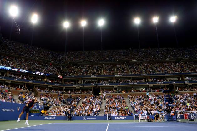 US Open Tennis 2012 Scores: Latest Results from Flushing