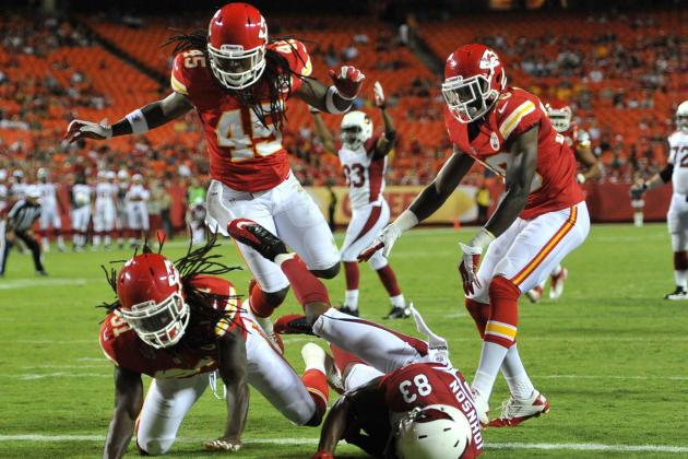 2012 NFL Season:  Are the Kansas City Chiefs the Best Team in the AFC West?