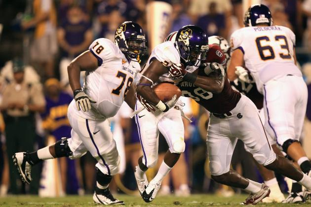 South Carolina vs. East Carolina Review: Pirates to Walk Plank in Columbia