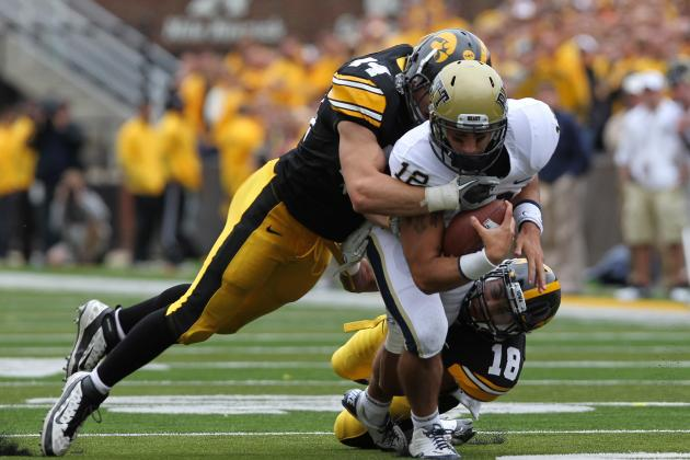 Iowa Football: Hawkeyes on Upset Alert Against NIU