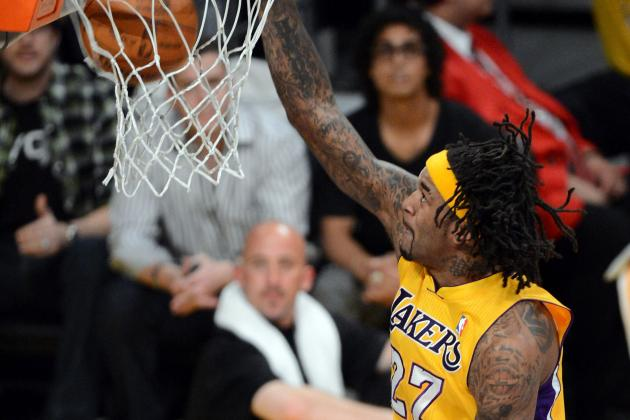 1 Surprising Name Who Will Make a Big Impact for the L.A. Lakers in 2012-13
