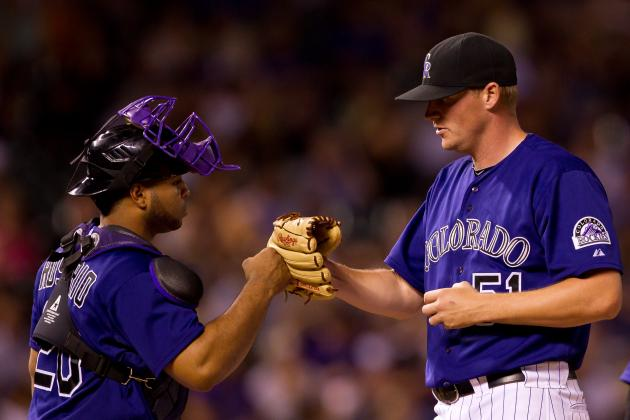Colorado Rockies Can Do a Lot of Damage to the Dodgers with a Sweep