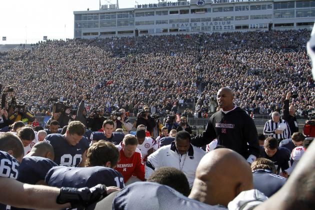 Saturday Is More Than a Football Game at Penn State