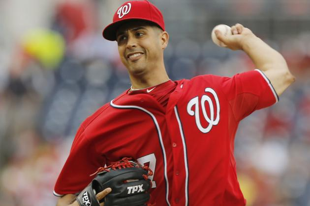 Why Gio Gonzalez Should Start Game 1 of Any Nationals Postseason Series
