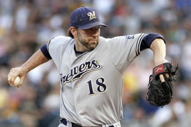 Oakland Athletics: Should They Consider Trading for Shaun Marcum?