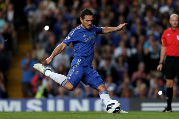Where Does Frank Lampard Rank Among Chelsea Greats?
