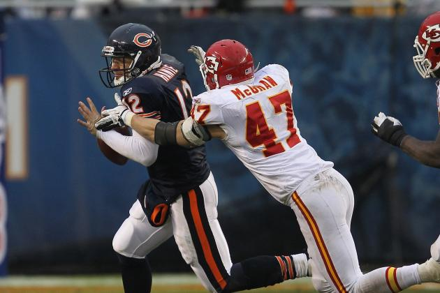 Kansas City Chiefs Must Bring Back Jon McGraw