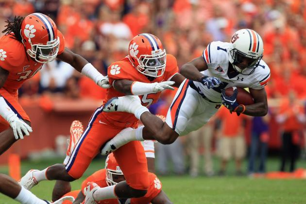 Auburn Football: Time for WR Trovon Reed to Step Up and Be a Weapon