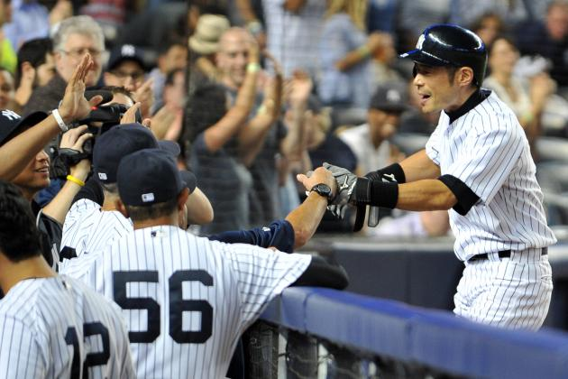 Yankees Free Agents: 3 Reasons NY Should Bring Back Ichiro, Kuroda in 2013