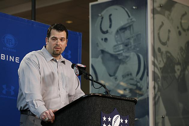 Ryan Grigson of the Indianapolis Colts Does Deals in Bulk