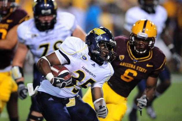 Northern Arizona vs. Arizona State: TV Schedule, Live Stream, Game Time & More