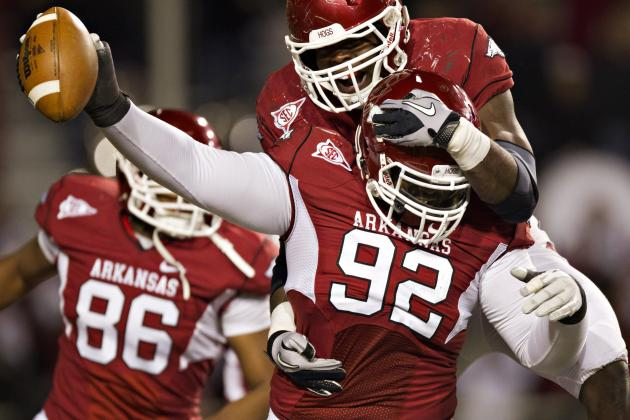 Jacksonville State vs. Arkansas: TV Schedule, Live Stream, Game Time and More