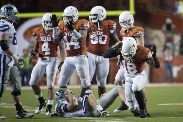 Texas Football 2012: Coaching Staff Needs to Embrace Ball Control Style of Play