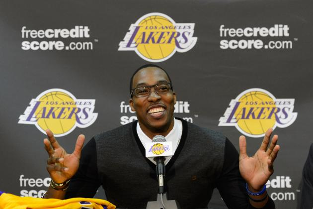 How Kobe Bryant Will Help Keep Dwight Howard with the Lakers