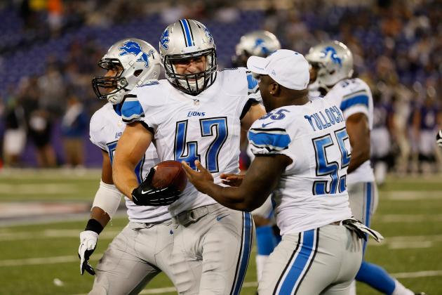 Detroit Lions: 5 Players Who Will Be Toughest to Cut
