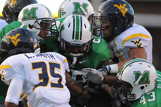 Marshall Football: WVU Game Saturday! Where Is the Fan Support?