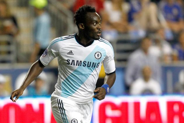 Chelsea Transfer Rumors: Selling Michael Essien Would Be Right Move for Blues