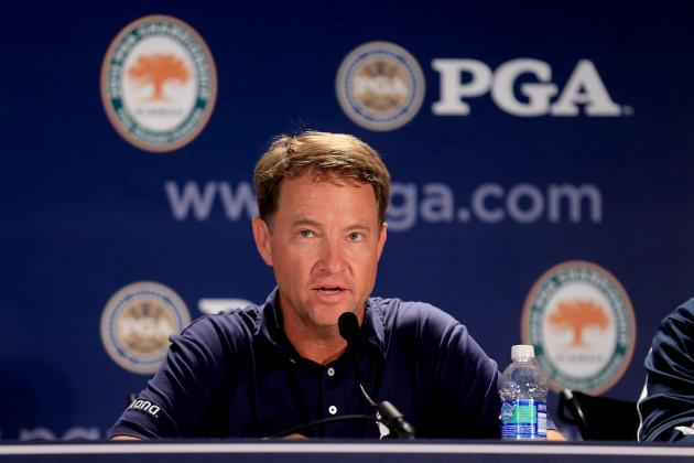 2012 Ryder Cup: Two Names That Davis Love III Should Cross off His List