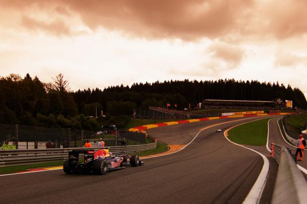 Formula 1 Preview: Belgian Grand Prix