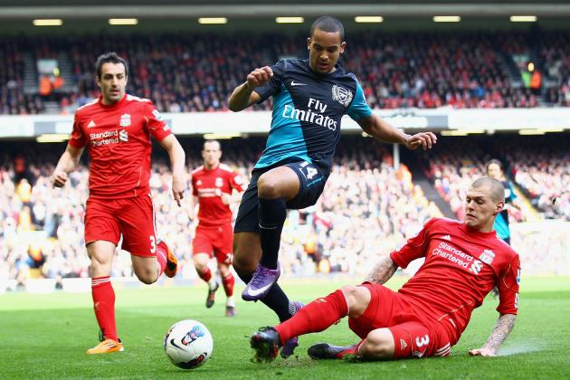 Liverpool Transfer Rumors: Reds Don't Need Overrated Arsenal Star Theo Walcott