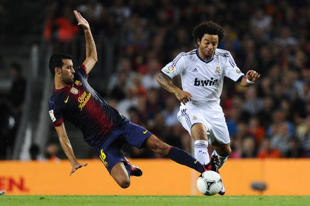 Real Madrid vs. Barcelona: Previewing Spanish Super Cup Second Leg
