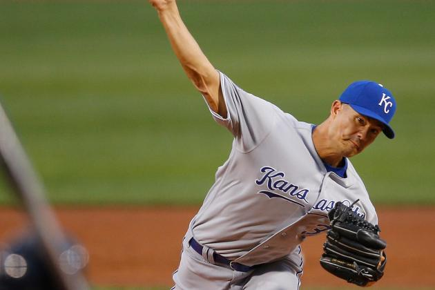 Yankees Trade Speculation: Why Jeremy Guthrie Is the Perfect Waiver Target