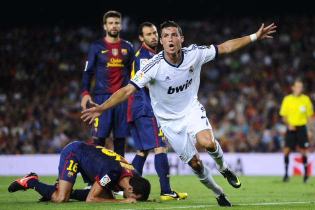 Spanish Super Cup 2012: Stars to Watch in 2nd Leg of Real Madrid vs Barcelona