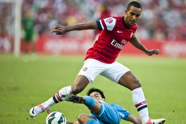 Arsenal Transfer News: Should the Gunners Deal Away Theo Walcott?