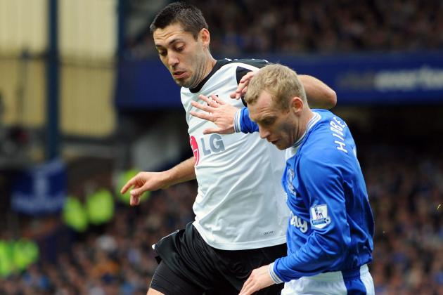 Clint Dempsey: Why Everton Should Make a Transfer Bid for the Fulham Star