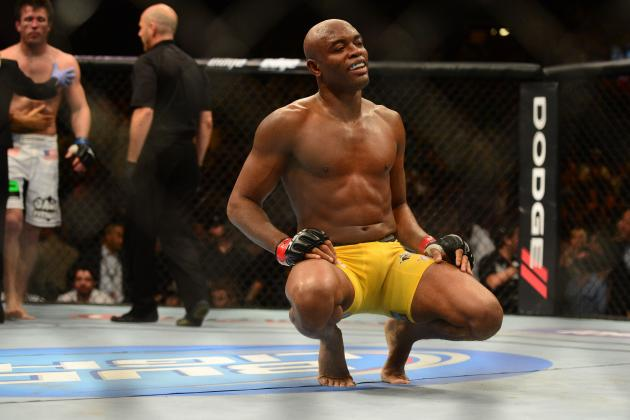 UFC 154: Anderson Silva Wants GSP, Even If He Loses to Carlos Condit