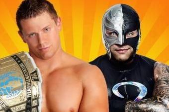 WWE Night of Champions 2012: Rey Mysterio Should Get a Rematch Against the Miz