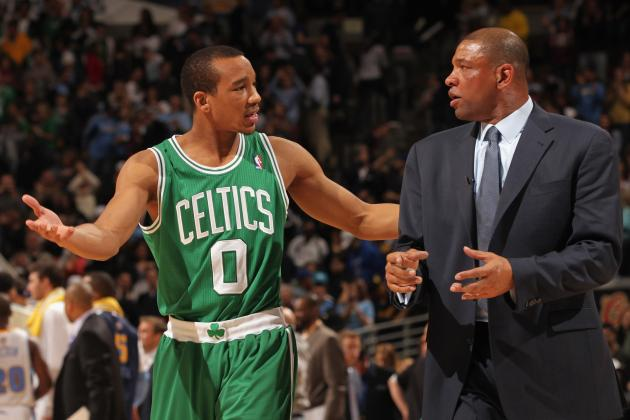 Avery Bradley's Defense Keys Backcourt Success with Rajon Rondo